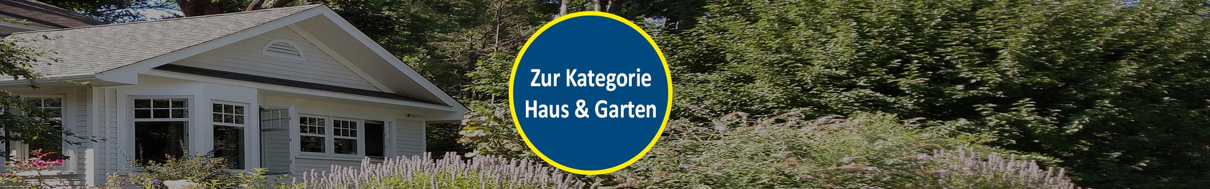 Kategorie Haus und Garten auf General Tester